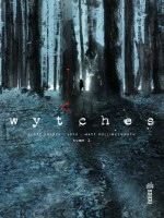 Wytches Tome 1 de Snyder/jock chez Urban Comics