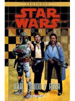 Star Wars - Icones T05. Han, Lando de Kennedy Mike chez Delcourt