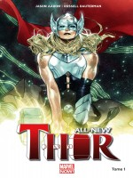 All-new Thor T01 de Dauterman Russell chez Panini