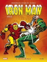 Iron-man Integrale T08 1973 de Friedrich Everett St chez Panini