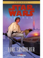 Star Wars - Icones T03. Luke Skywalker de Xxx chez Delcourt