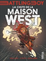Ascension D'aurora West T2 La Chute De La Maison West de Pope/petty/rubin chez Dargaud