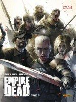 Empire Of The Dead T03 de Romero-g Mutti-a chez Panini