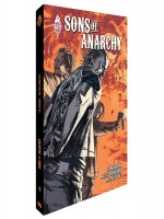 Sons Of Anarchy T04 de Brisson/damian chez Ankama