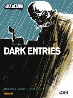 Dark Entries de Rankin-i Dell'edera- chez Panini