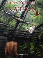 Nation de Pratchett/terry chez Atalante