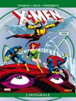 Integrale X-men T19 de Thomas Friedrich Hac chez Panini