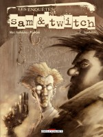 Sam Et Twitch Case Files T01 de Andreyko-m Lee-p chez Delcourt