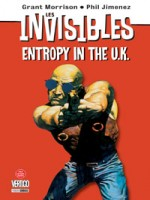 Invisibles T2 Entropy In The U.k. de Morrison-g chez Panini