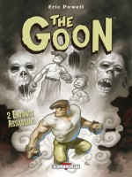 The Goon T02 Enfance Assassinee de Powell-e chez Delcourt