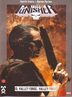 Punisher T13 Valley Forge de Ennis-g Parlov-g chez Panini