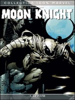 Moon Knight T01 de Huston-c Finch-d chez Panini