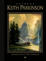 Graphics Artbook (parkinson Keith) de Parkinson/goodkind chez Milady