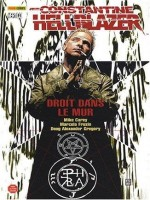 Hellblazer Staring At The Wall de Carey-m chez Panini