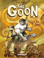 The Goon T03 de Powell-e chez Delcourt