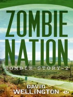 Zombie Nation T2 de Wellington/david chez Milady