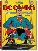 Xl-75 Years Of Dc Comics de Levitz Paul chez Taschen