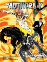 The Authority : L'annee Perdue T01 de Morrison Giffen chez Panini