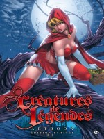 Artbook Creatures De Legendes - Edition Limitee de Collectif chez Milady Graphics