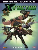 W-factor - Nation X de David Delandro Cansi chez Panini