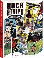 Rock Strips Come Back de Brunner Vincent chez Flammarion