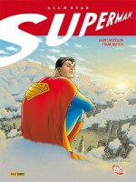 All Star Superman de Morrison Quitely chez Panini