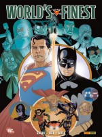 World's Finest de Gates Lopez chez Panini