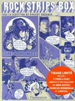 Rock Strips Box (coffret) de Brunner Vincent chez Flammarion