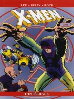 X-men Integrale T13 1965 de Lee-s chez Panini