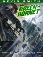 Green Hornet T02 de Smith-k Lau-j chez Panini