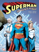 Superman : Origines Secretes T02 de Johns-g Frank-g chez Panini
