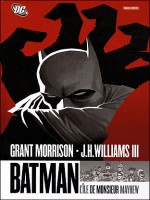 Batman  The Black Glove de Morrison-g Williams- chez Panini
