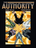 Authority T02 de Milar Quitely chez Panini