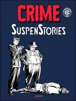 Crime Suspenstories de Collectif chez Akileos