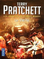 La Verite T25 de Pratchett Terry chez Pocket