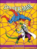 Spider-man L'integrale T05 1967 de Lee-s chez Panini