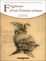 Fragments D'une Fantasy Antique de Collectif/nouvel chez Mnemos