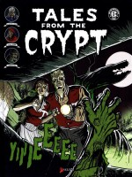 Tales From The Crypt de Collectif chez Akileos