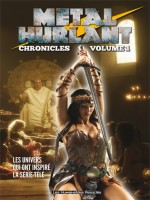 Metal Hurland Chronicles Saison 1 de Collectif chez Humanoides Ass.
