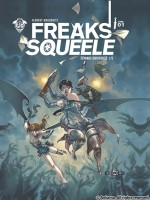 Freaks' Squeele T01 Etrange Universite 1/2 En Couleur de Maudoux Florent chez Label 619