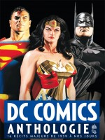 Dc Anthologie Dc Comics Anthologie de Divers chez Urban Comics