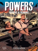 Powers T08 de Bendis-b Oeming-ma chez Panini