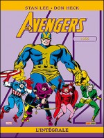 The Avengers L'integrale 1966 de Lee-s chez Panini