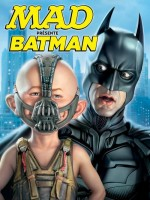 Mad Mad Presente Batman de Xxx chez Urban Comics