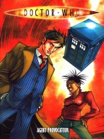 Doctor Who T01 Agent Provocateur de Gary Russell chez French Eyes