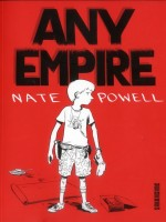 Any Empire de Nate Powell chez Sarbacane