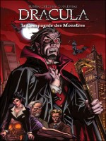 Dracula T01 de Daryl Gregory chez French Eyes