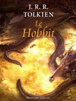 Hobbit Illustre (le) de Tolkien/lee chez Bourgois