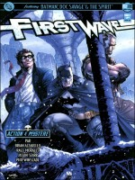 First Wave 2 de Azzarello Brian chez Ankama
