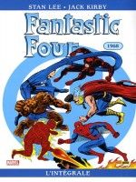 Fantastic Four Int T07 1968 de Lee-s Kirby-j chez Panini